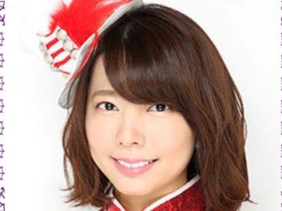 元AKB48の中村麻里子は現在アナウンサー!?