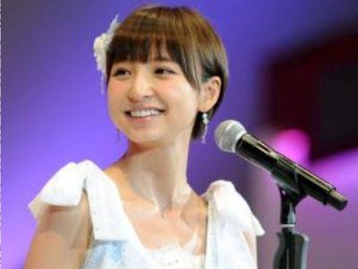 元AKB48の篠田麻里子は現在!?